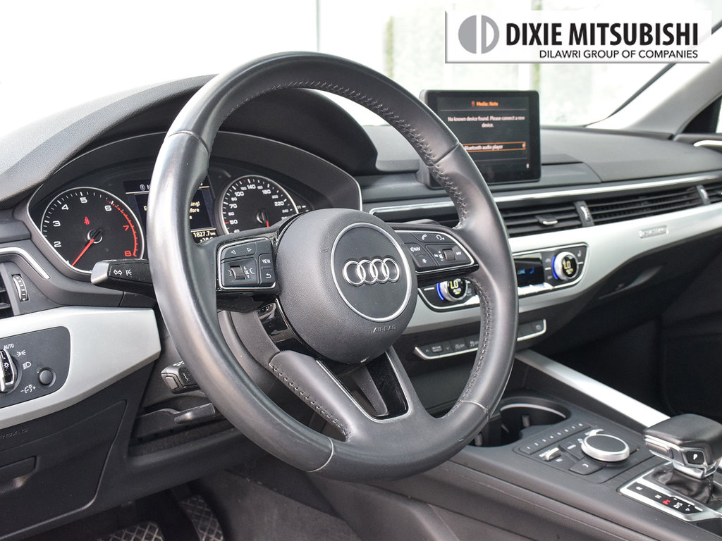 2018 Audi A4 2.0T Komfort quattro 7sp S tronic in Mississauga, Ontario - 10 - w1024h768px