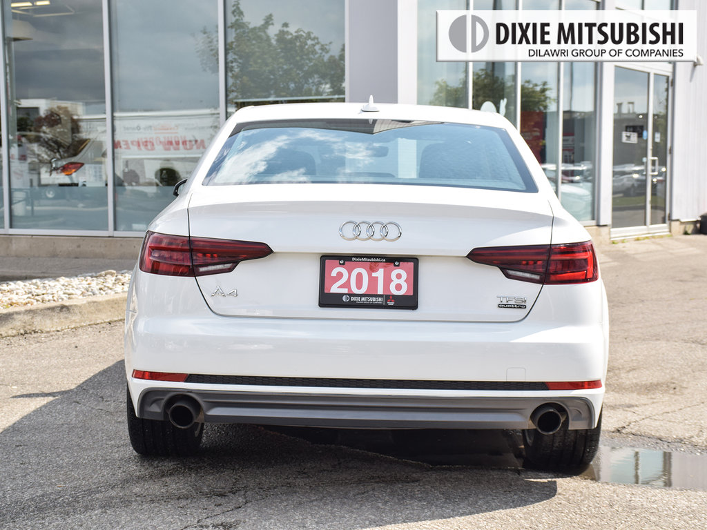 2018 Audi A4 2.0T Komfort quattro 7sp S tronic in Mississauga, Ontario - 4 - w1024h768px