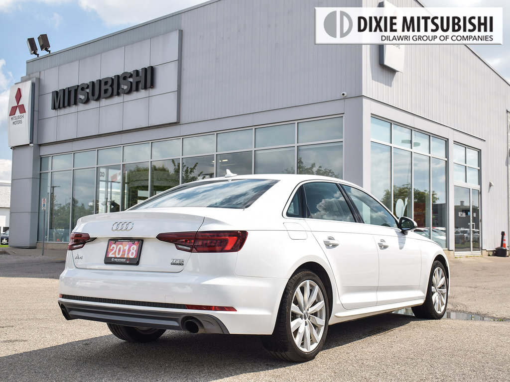 2018 Audi A4 2.0T Komfort quattro 7sp S tronic in Mississauga, Ontario - 5 - w1024h768px