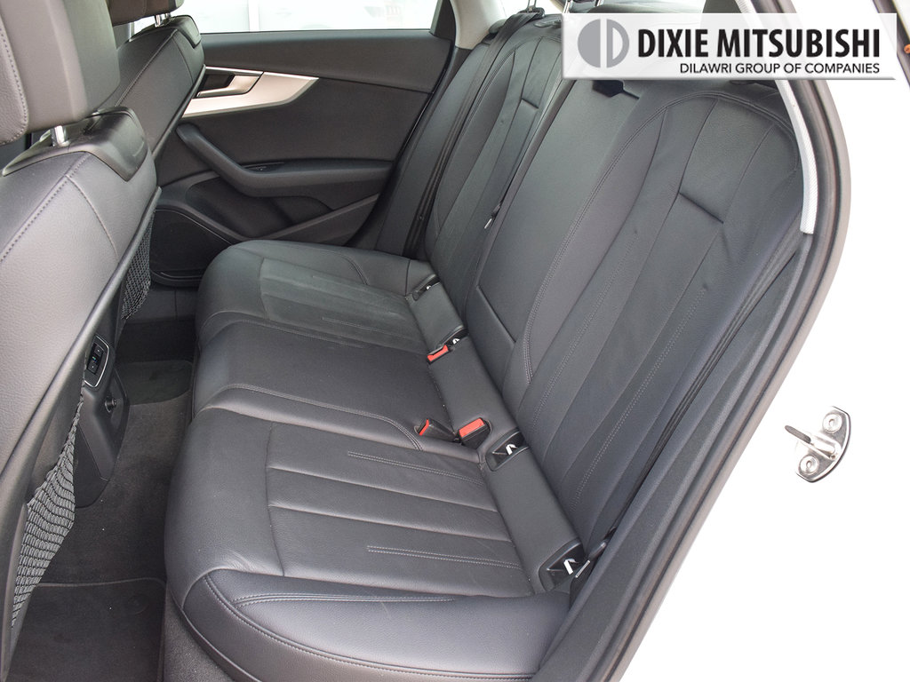 2018 Audi A4 2.0T Komfort quattro 7sp S tronic in Mississauga, Ontario - 23 - w1024h768px