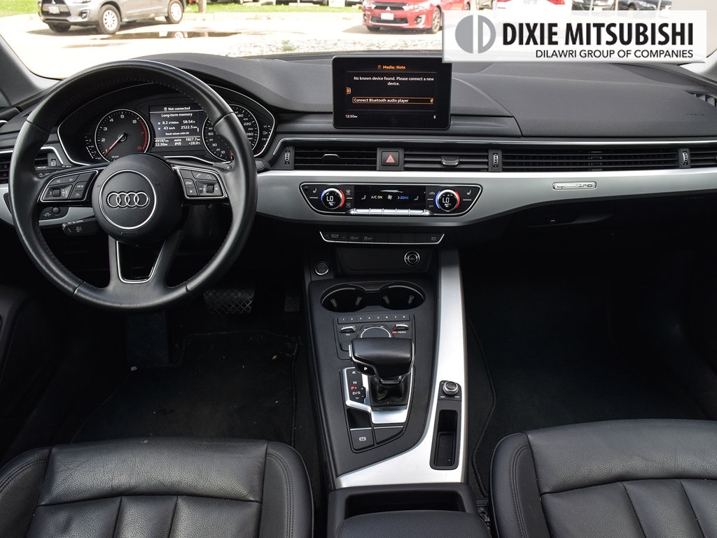 2018 Audi A4 2.0T Komfort quattro 7sp S tronic in Mississauga, Ontario - 11 - w1024h768px