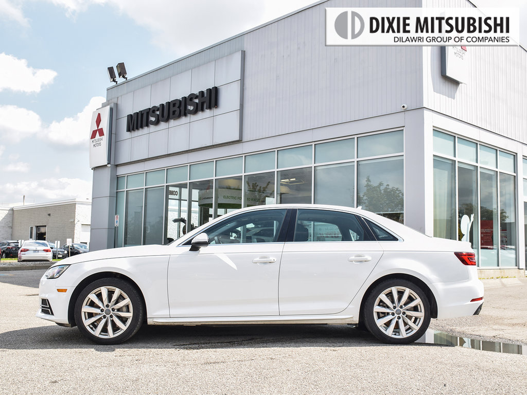 2018 Audi A4 2.0T Komfort quattro 7sp S tronic in Mississauga, Ontario - 3 - w1024h768px