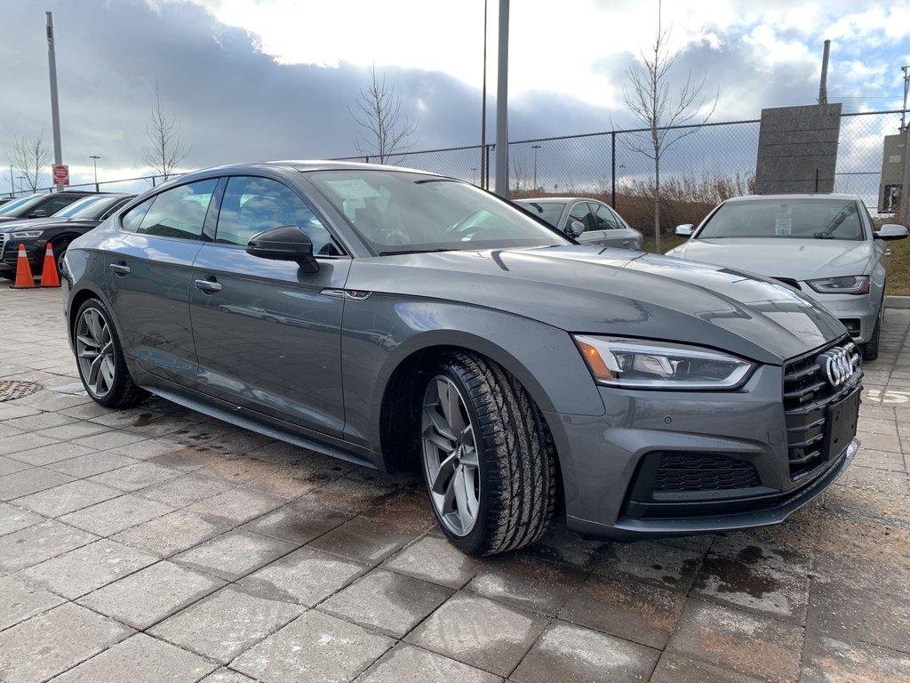 Audi Queensway   2019 Audi A5 Sportback 2.0T Progressiv ...