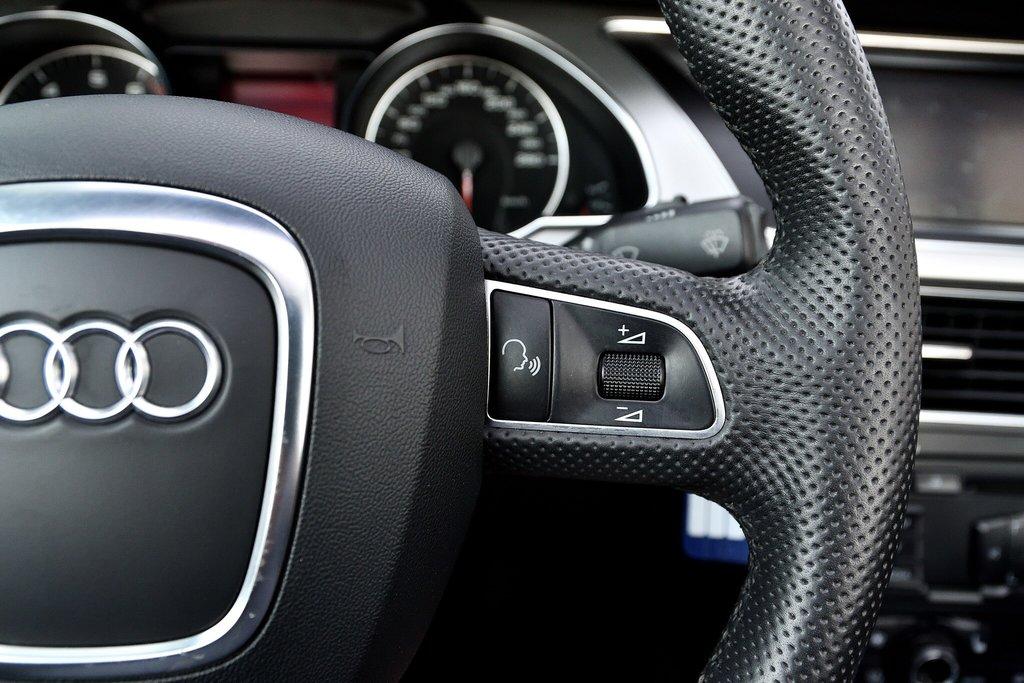 Audi A5 PREMIUM + CABRIOLET + BAS KILO 2012 à St-Bruno, Québec - 20 - w1024h768px