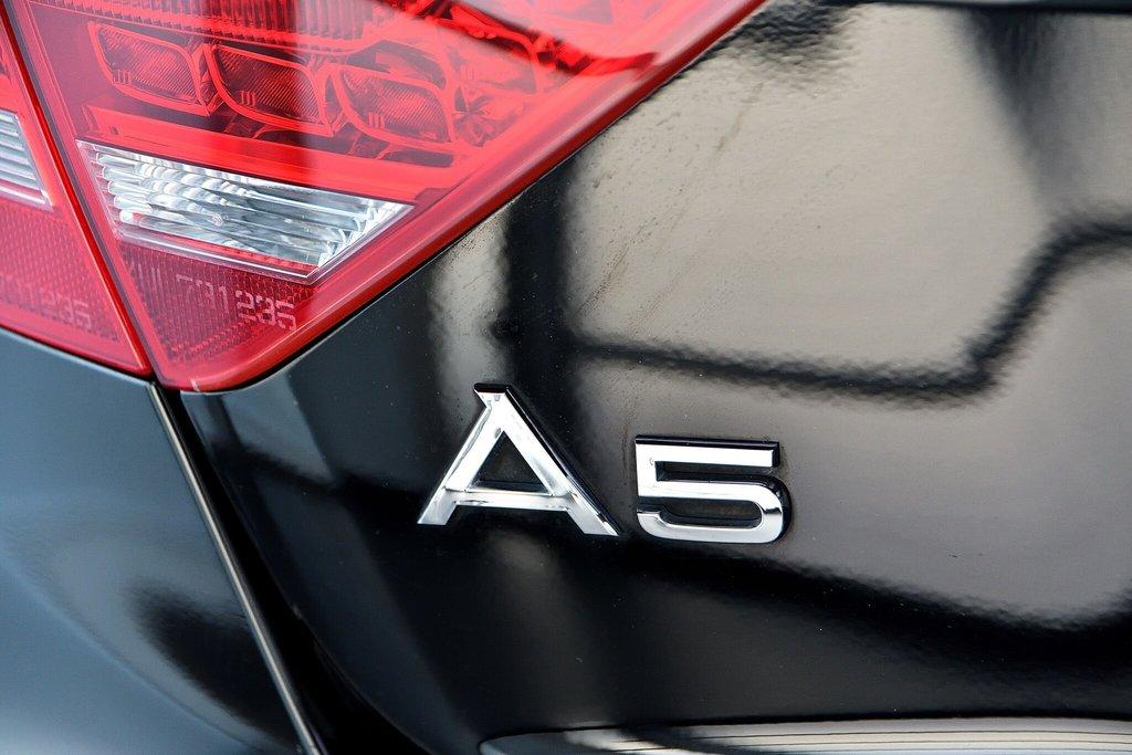 Audi A5 PREMIUM + CABRIOLET + BAS KILO 2012 à St-Bruno, Québec - 24 - w1024h768px