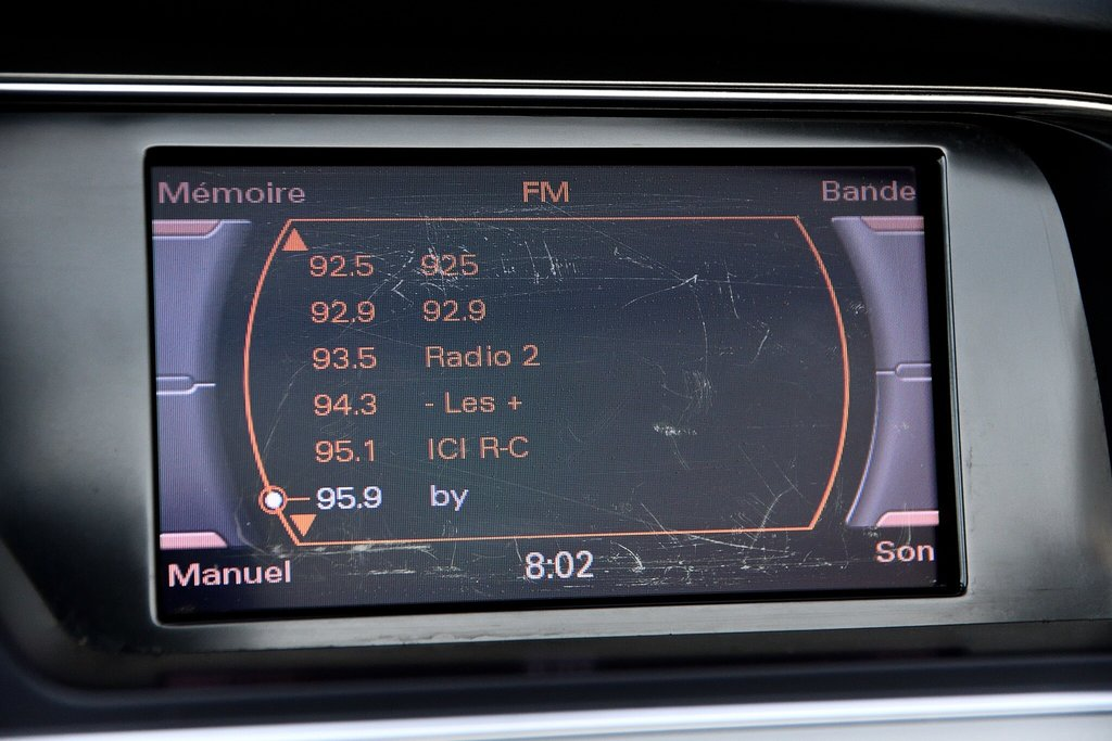 Audi A5 PREMIUM + CABRIOLET + BAS KILO 2012 à St-Bruno, Québec - 17 - w1024h768px
