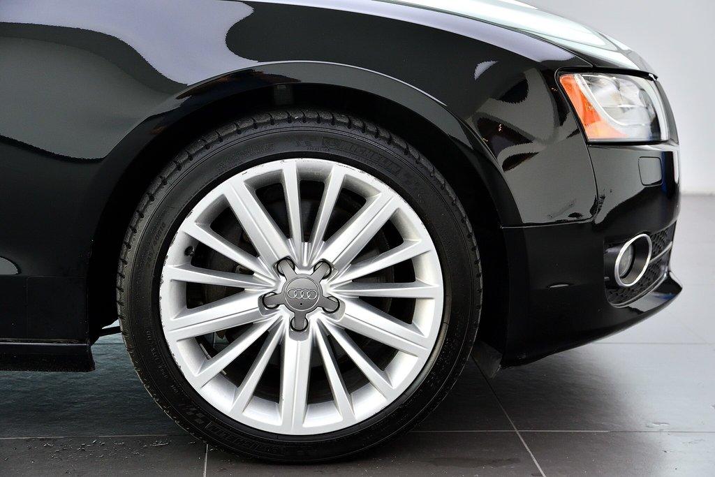 Audi A5 PREMIUM + CABRIOLET + BAS KILO 2012 à St-Bruno, Québec - 4 - w1024h768px