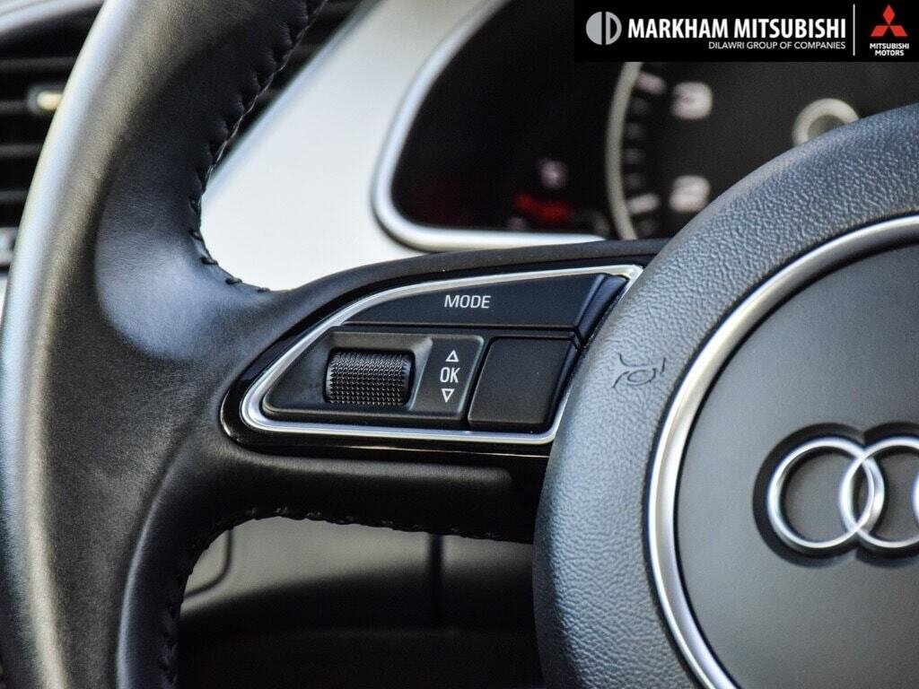 2016 Audi A5 2.0T Komfort quattro 8sp Tiptronic Cpe in Markham, Ontario - 14 - w1024h768px