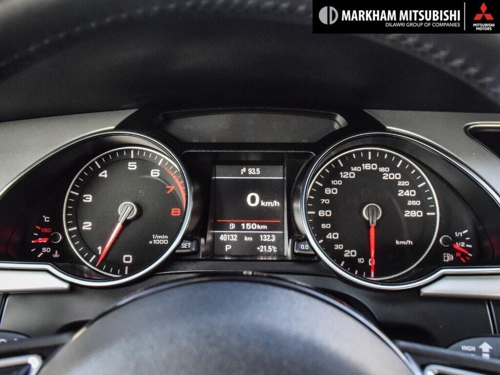 2016 Audi A5 2.0T Komfort quattro 8sp Tiptronic Cpe in Markham, Ontario - 13 - w1024h768px