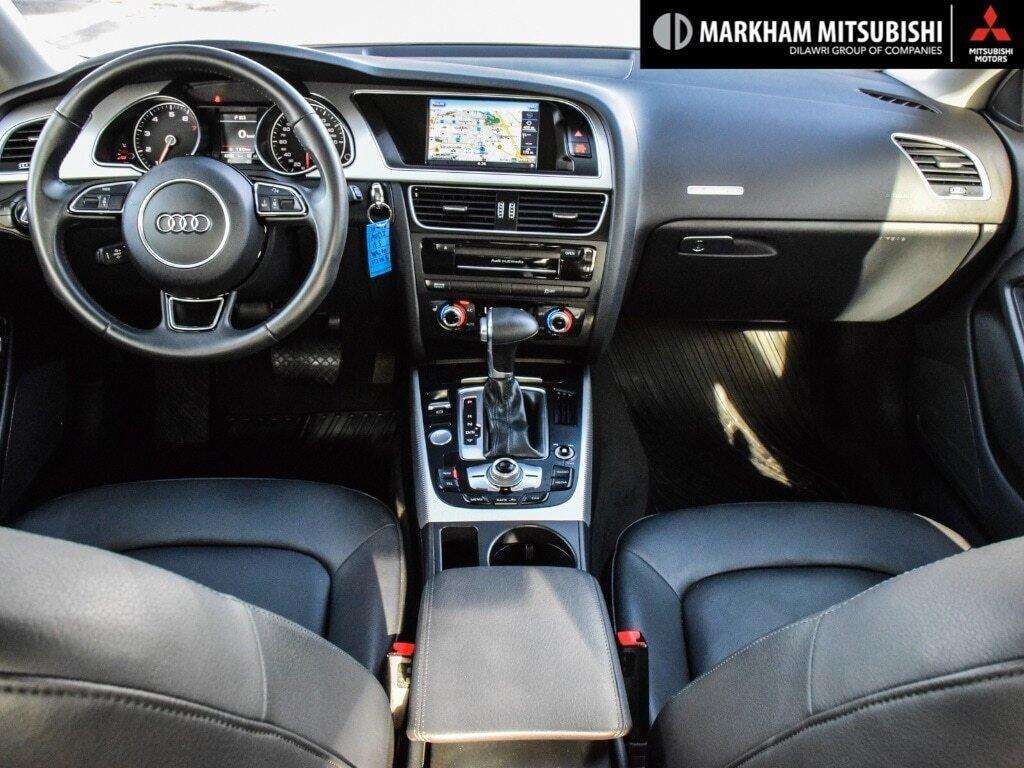 2016 Audi A5 2.0T Komfort quattro 8sp Tiptronic Cpe in Markham, Ontario - 11 - w1024h768px