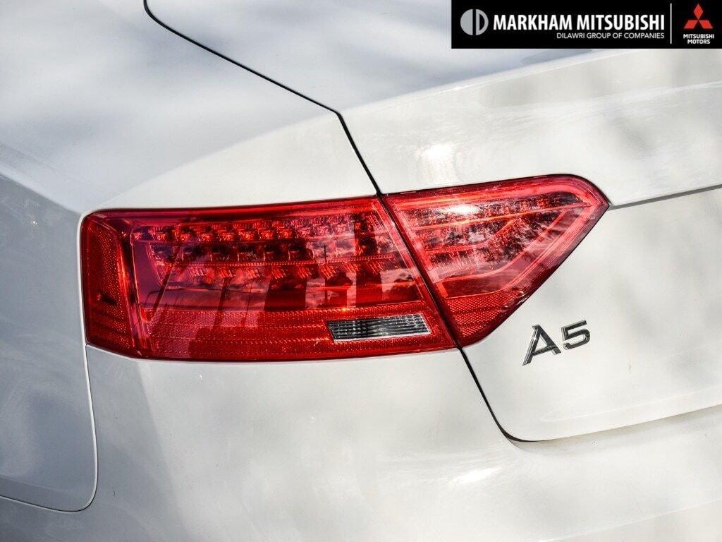2016 Audi A5 2.0T Komfort quattro 8sp Tiptronic Cpe in Markham, Ontario - 6 - w1024h768px