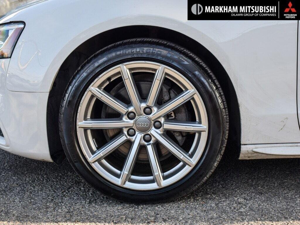 2016 Audi A5 2.0T Komfort quattro 8sp Tiptronic Cpe in Markham, Ontario - 8 - w1024h768px