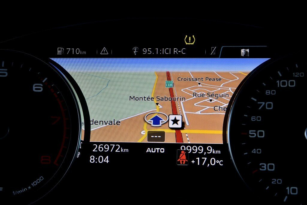 Audi A5 PROGRESSIV + LE MOINS CHÈRE + S-LINE 2018 à St-Bruno, Québec - 23 - w1024h768px