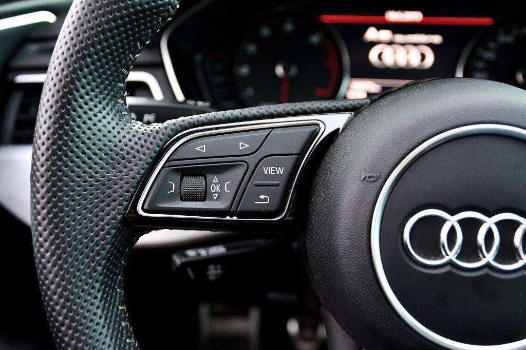 Audi A5 PROGRESSIV + LE MOINS CHÈRE + S-LINE 2018 à St-Bruno, Québec - 34 - w1024h768px