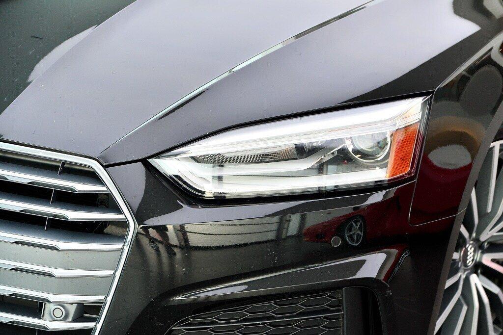 Audi A5 PROGRESSIV + LE MOINS CHÈRE + S-LINE 2018 à St-Bruno, Québec - 2 - w1024h768px