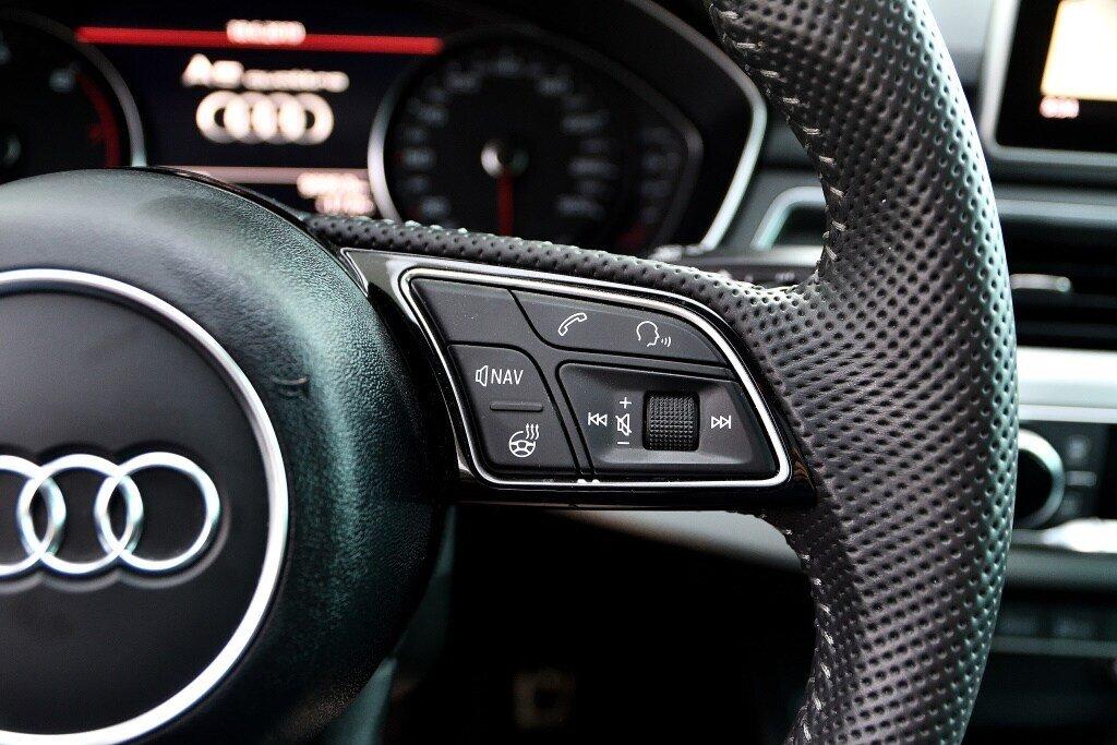 Audi A5 PROGRESSIV + LE MOINS CHÈRE + S-LINE 2018 à St-Bruno, Québec - 33 - w1024h768px