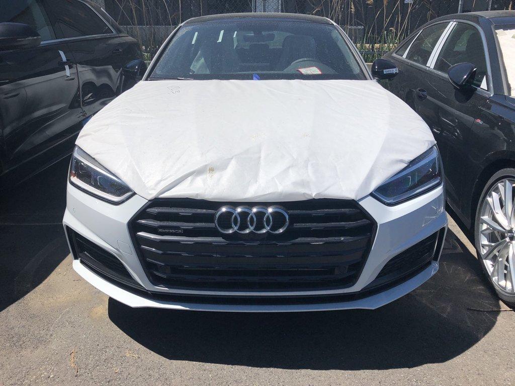 Audi A5 Sportback Technik 2019 à St-Bruno, Québec - 2 - w1024h768px