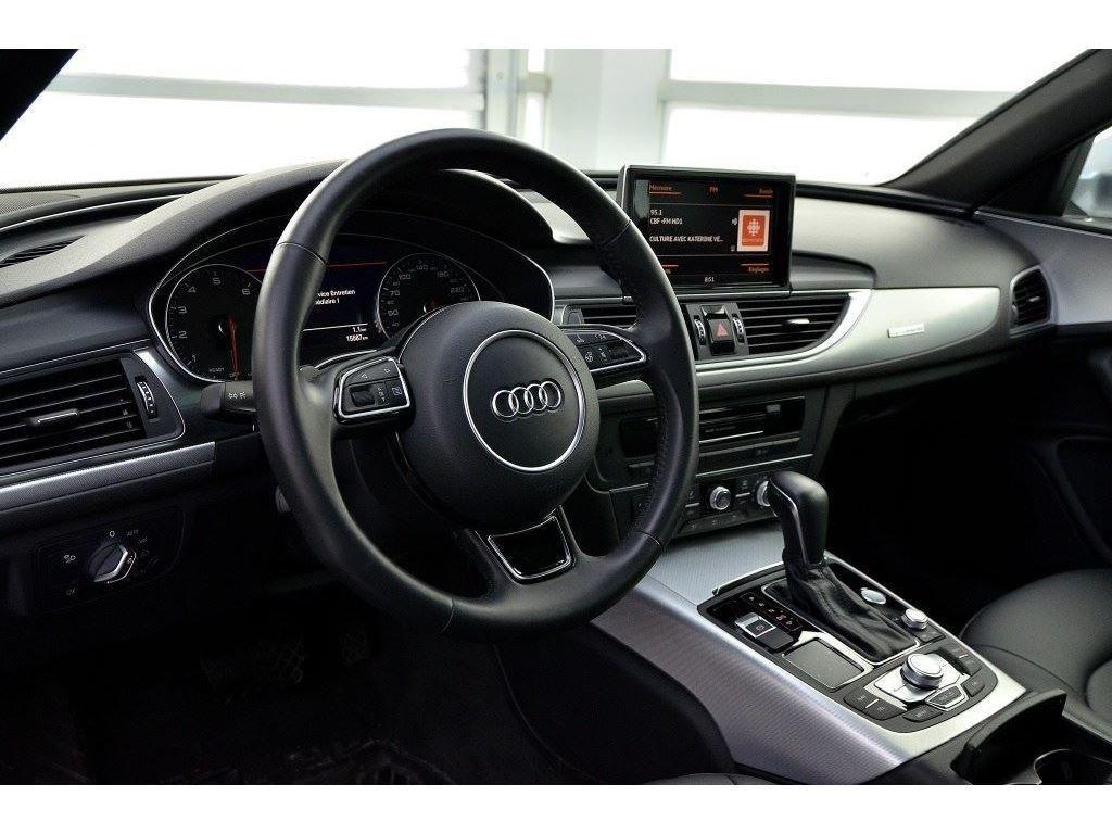 Audi A6 PROGRESSIV + DEMO + S-LINE 2017 à St-Bruno, Québec - 13 - w1024h768px