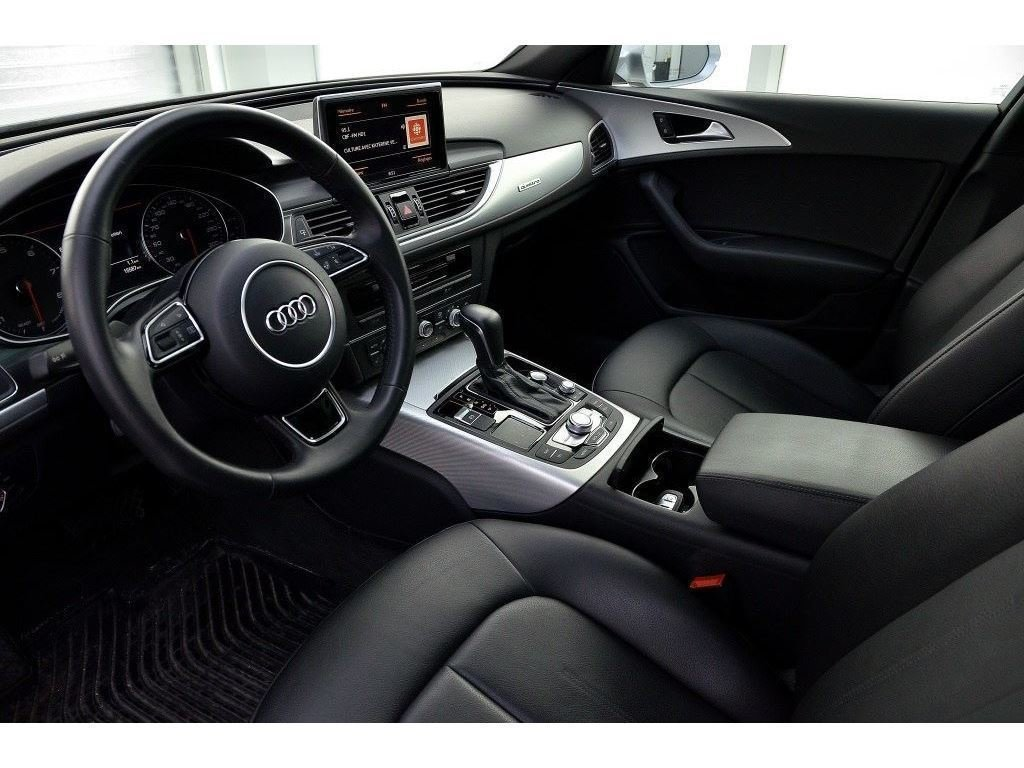Audi A6 PROGRESSIV + DEMO + S-LINE 2017 à St-Bruno, Québec - 14 - w1024h768px