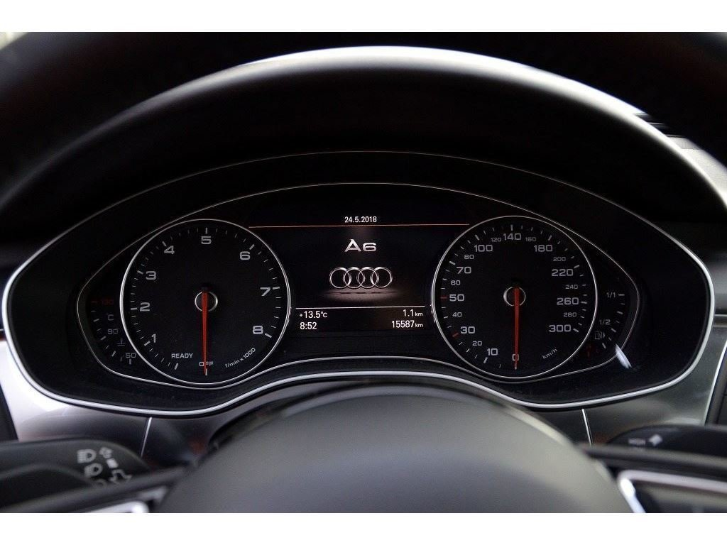 Audi A6 PROGRESSIV + DEMO + S-LINE 2017 à St-Bruno, Québec - 22 - w1024h768px