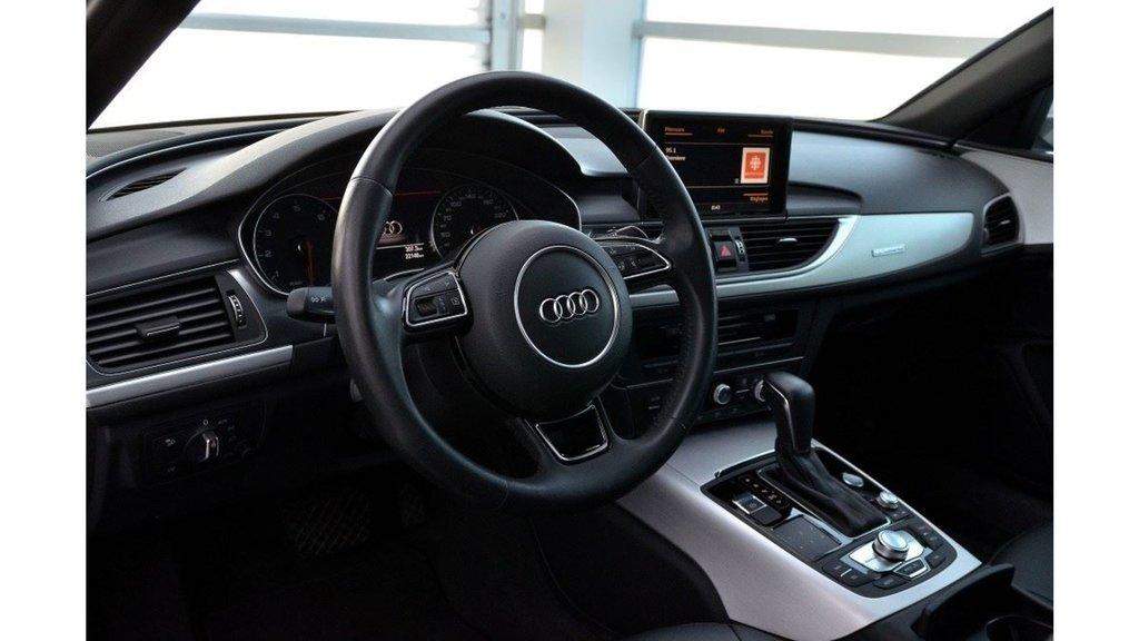 Audi A6 3.0 PROGRESSIV + S-LINE + 0.9% 2017 à St-Bruno, Québec - 11 - w1024h768px