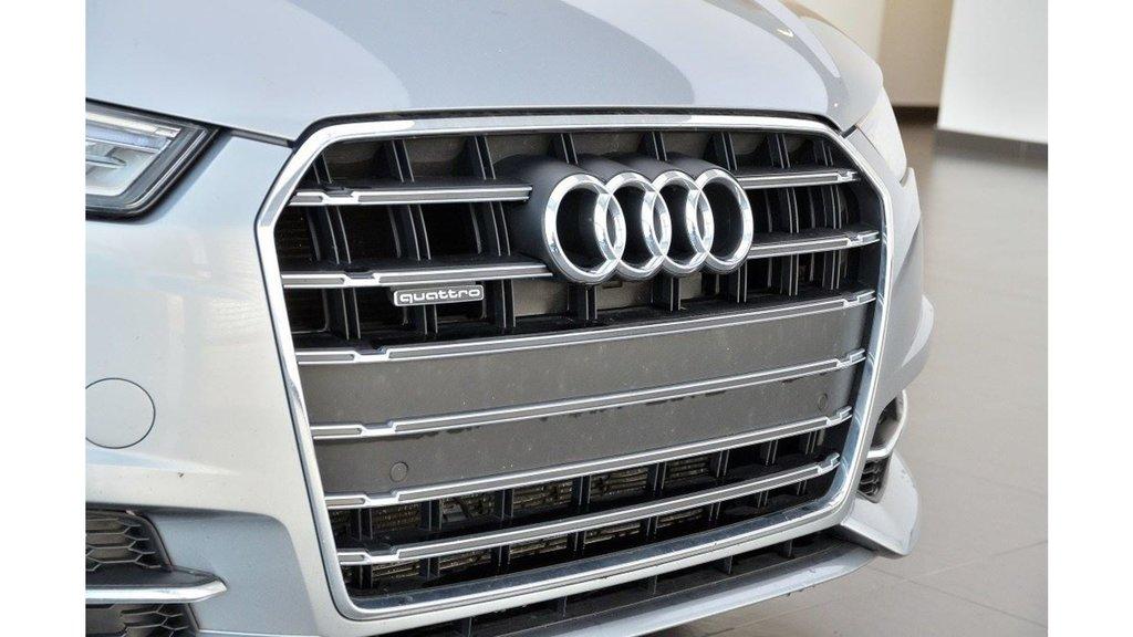 Audi A6 3.0 PROGRESSIV + S-LINE + 0.9% 2017 à St-Bruno, Québec - 5 - w1024h768px