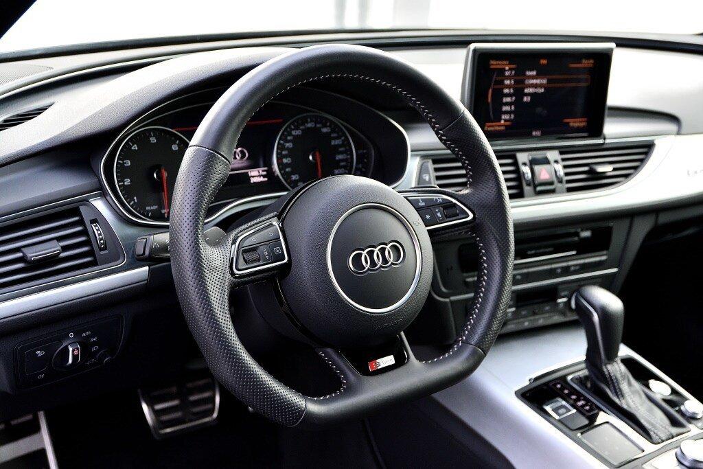 Audi A6 TECHNIK + PRIX FOU + S-LINE COMPETITION 2018 à St-Bruno, Québec - 12 - w1024h768px