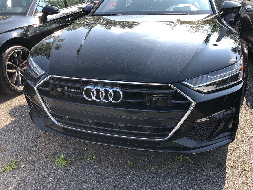 Audi A7 SPORTBACK 3.0T Technik Quattro 7sp S Tronic 2019 à St-Bruno, Québec - 2 - w1024h768px
