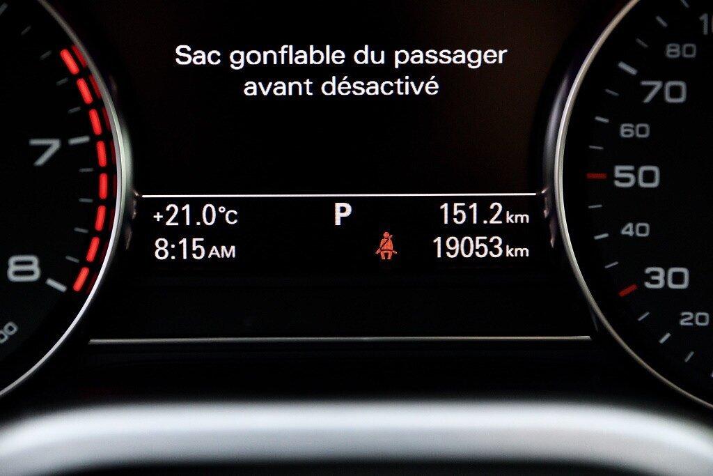 Audi A8 3.0T + DRIVER ASSIST + LUXURY 2017 à St-Bruno, Québec - 22 - w1024h768px
