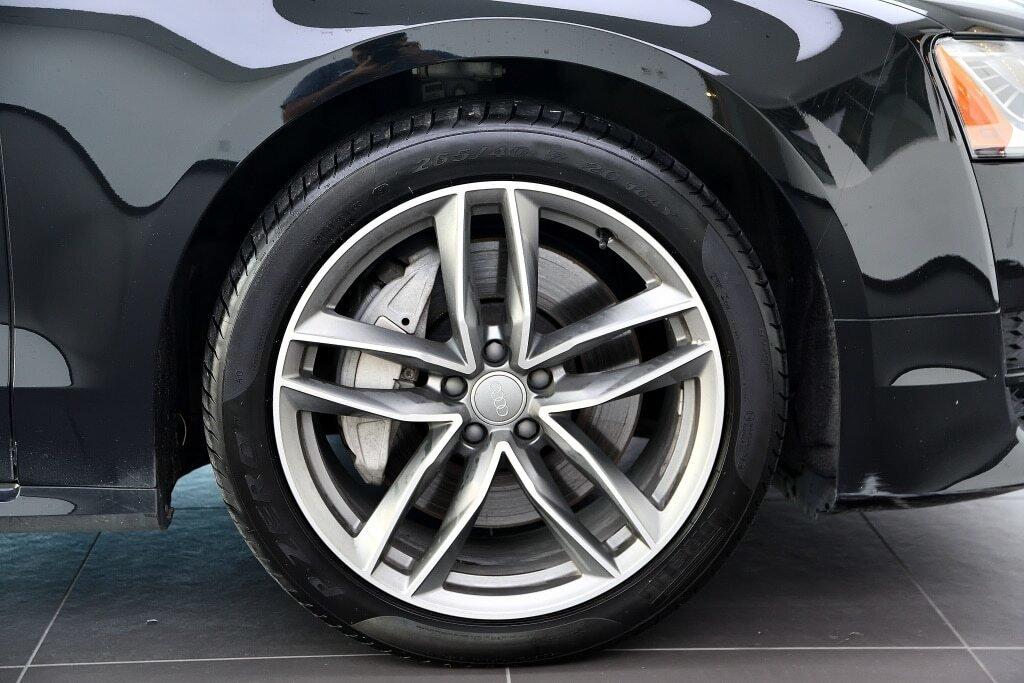 Audi A8 L 4.0T + DRIVER ASSIST + TOIT SOLAIRE 2017 à St-Bruno, Québec - 5 - w1024h768px