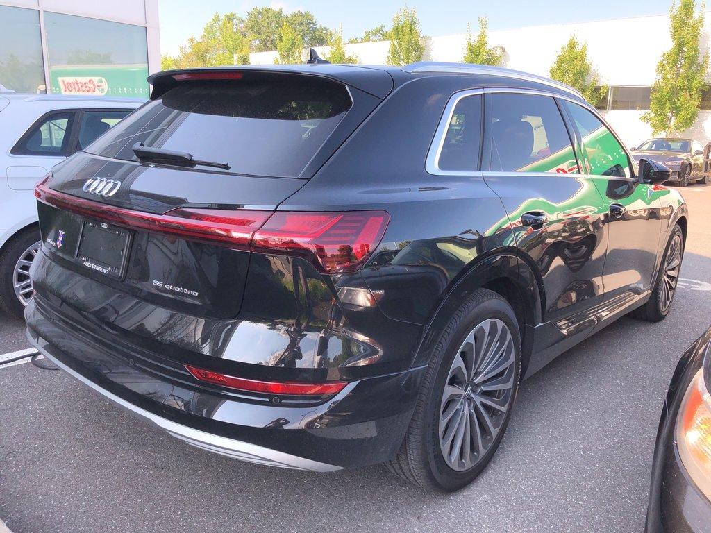 Audi E-TRON Progressiv 2019 à St-Bruno, Québec - 5 - w1024h768px