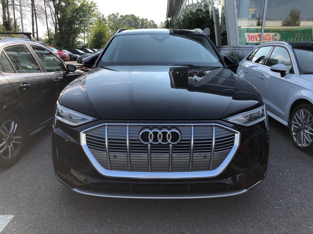 Audi E-TRON Progressiv 2019 à St-Bruno, Québec - 2 - w1024h768px