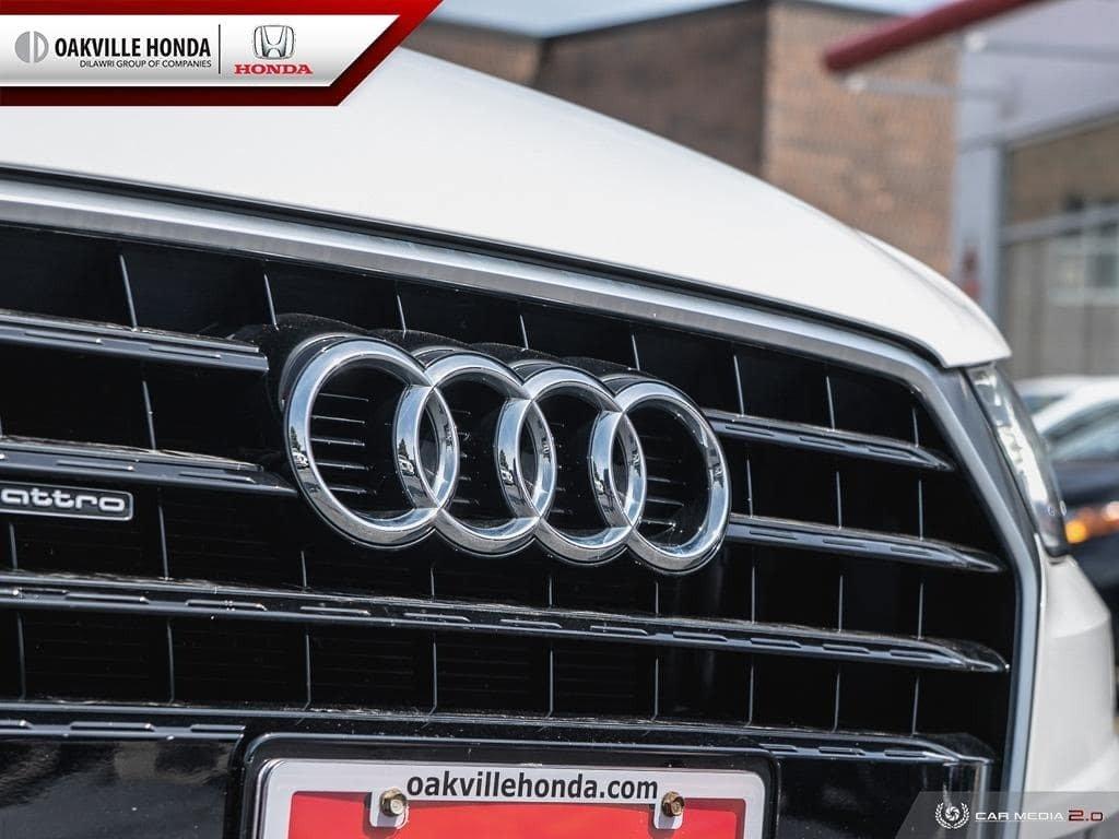 2017 Audi Q3 2.0T Komfort quattro 6sp Tiptronic in Oakville, Ontario - 9 - w1024h768px