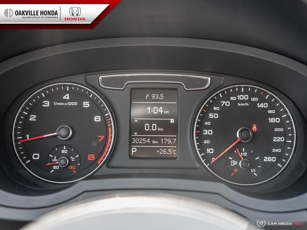 2017 Audi Q3 2.0T Komfort quattro 6sp Tiptronic in Oakville, Ontario - 14 - w1024h768px
