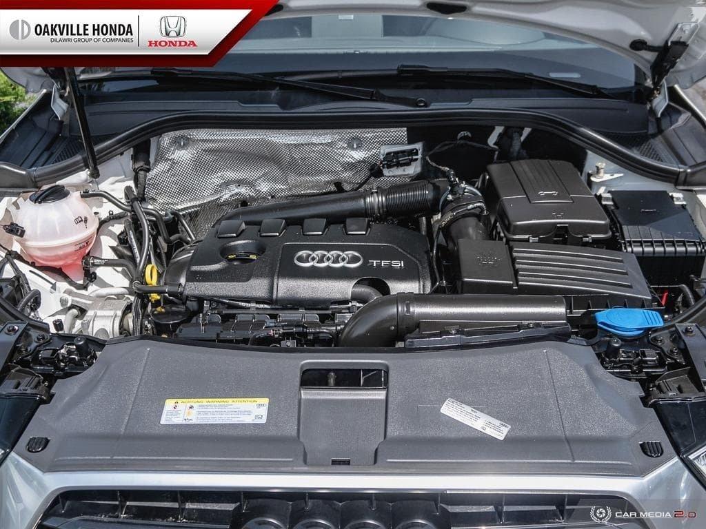 2017 Audi Q3 2.0T Komfort quattro 6sp Tiptronic in Oakville, Ontario - 8 - w1024h768px