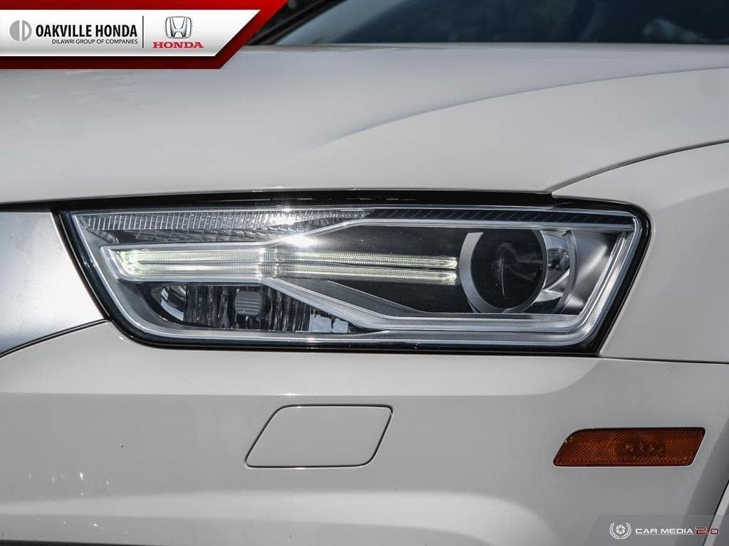 2017 Audi Q3 2.0T Komfort quattro 6sp Tiptronic in Oakville, Ontario - 10 - w1024h768px