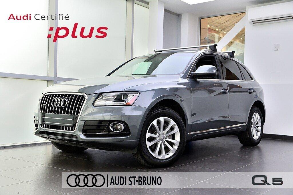 Audi Q5 PROGRESSIV + TOIT PANO + BAS KILO 2014 à St-Bruno, Québec - 1 - w1024h768px