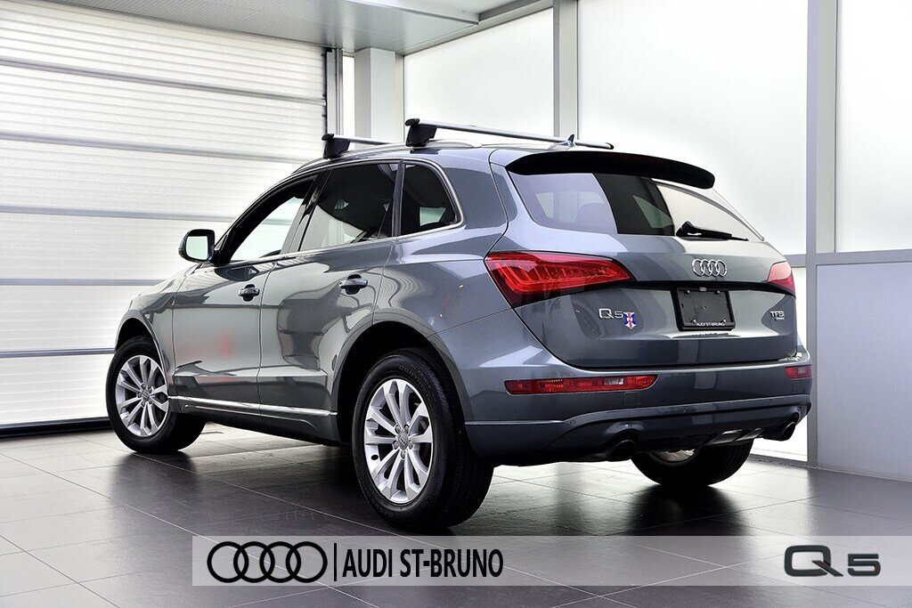 Audi Q5 PROGRESSIV + TOIT PANO + BAS KILO 2014 à St-Bruno, Québec - 7 - w1024h768px