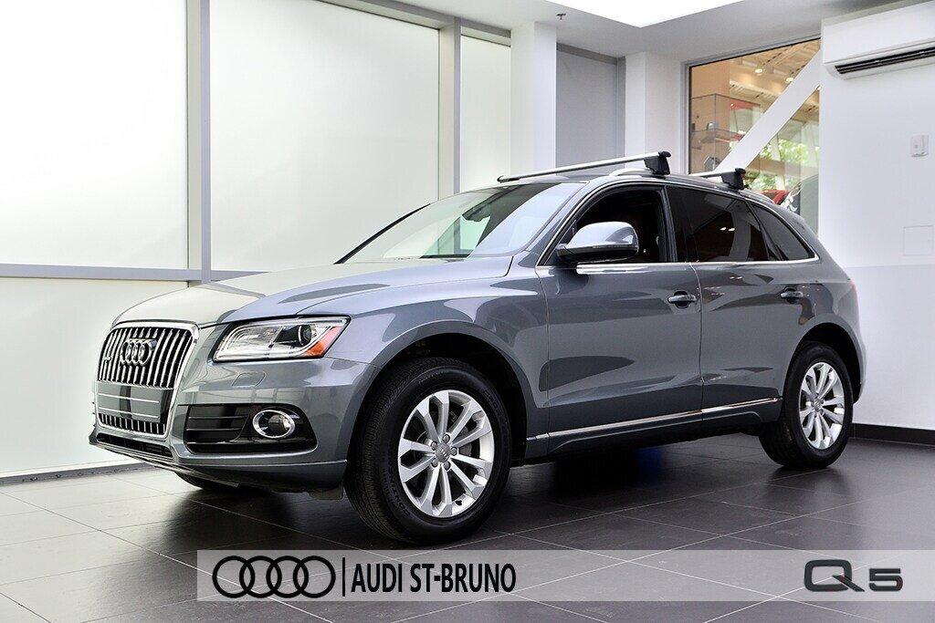 Audi Q5 PROGRESSIV + TOIT PANO + BAS KILO 2014 à St-Bruno, Québec - 5 - w1024h768px