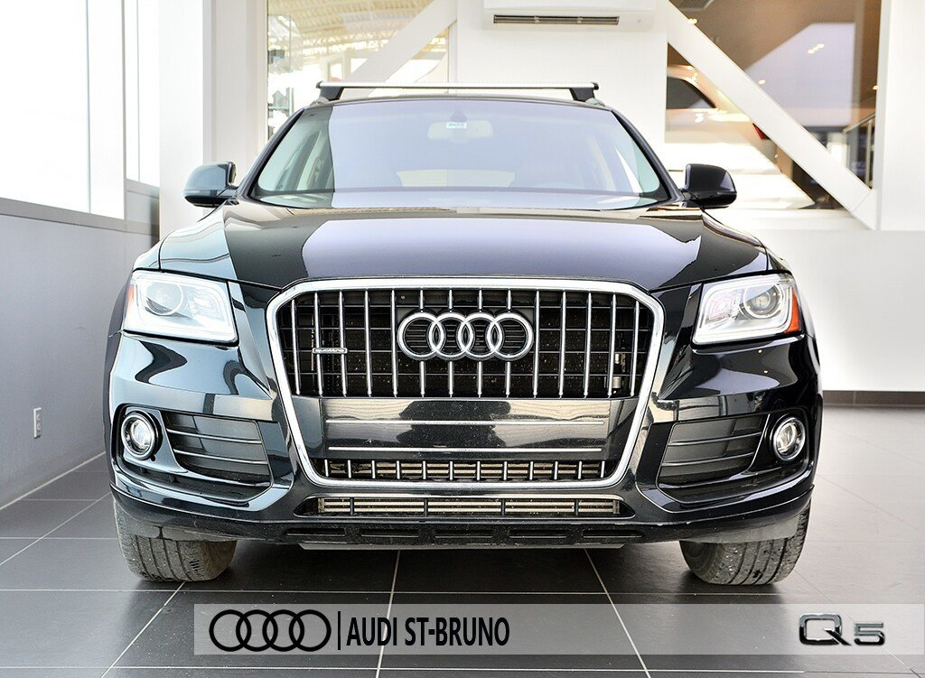 Audi Q5 KOMFORT + PARKTRONIC + 0.9% 2015 à St-Bruno, Québec - 4 - w1024h768px