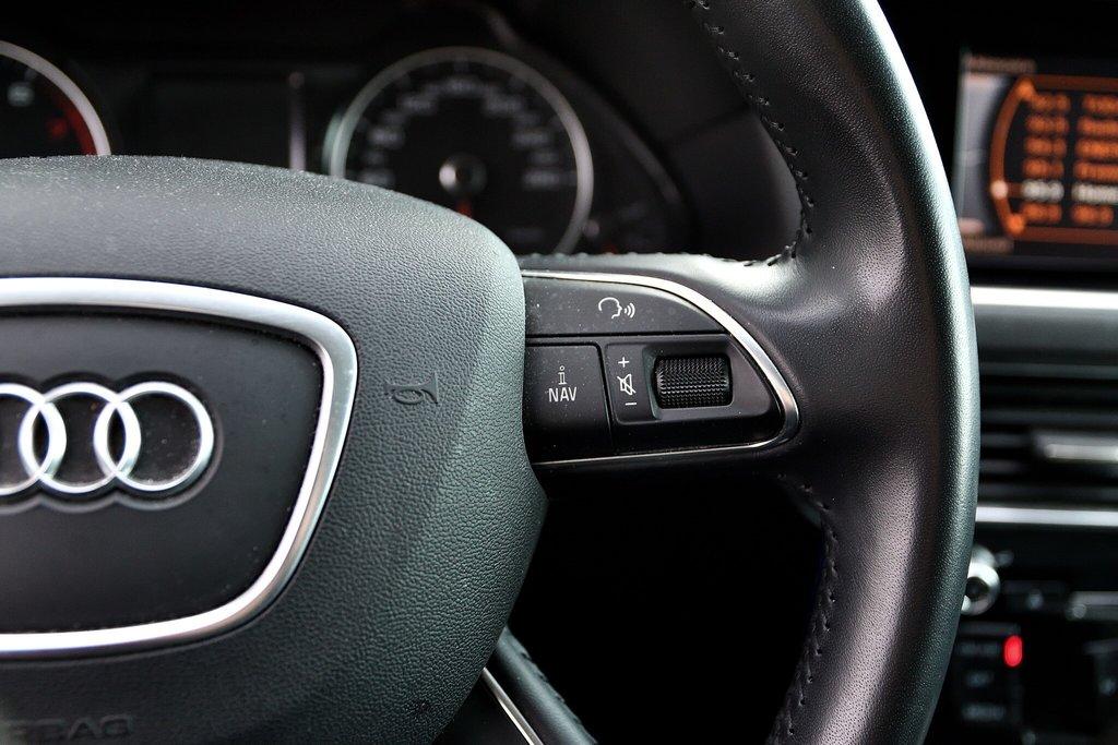 Audi Q5 KOMFORT + PARKTRONIC + 0.9% 2015 à St-Bruno, Québec - 23 - w1024h768px