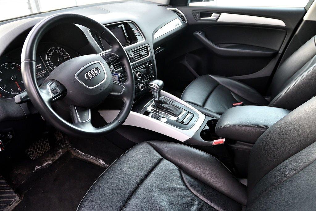Audi Q5 KOMFORT + PARKTRONIC + 0.9% 2015 à St-Bruno, Québec - 10 - w1024h768px
