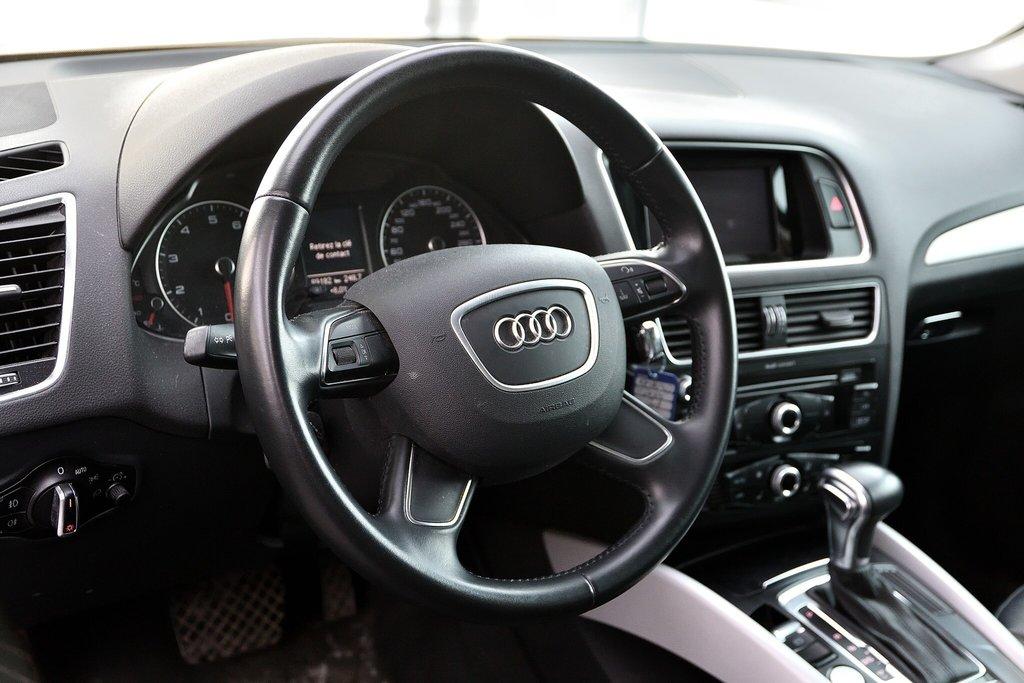 Audi Q5 KOMFORT + PARKTRONIC + 0.9% 2015 à St-Bruno, Québec - 9 - w1024h768px