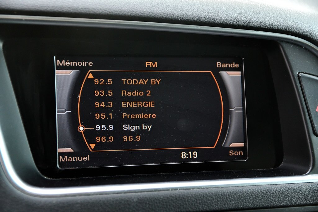 Audi Q5 KOMFORT + PARKTRONIC + 0.9% 2015 à St-Bruno, Québec - 19 - w1024h768px