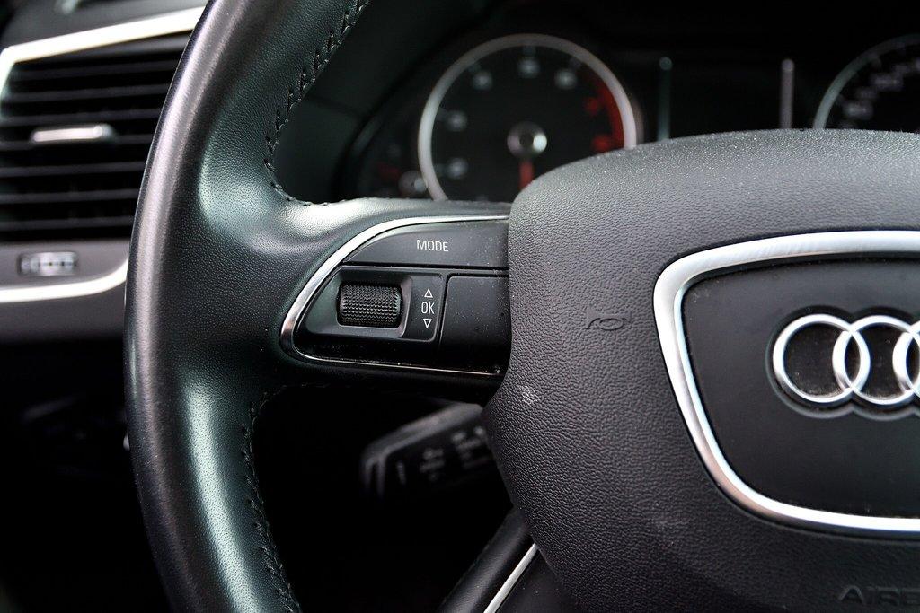 Audi Q5 KOMFORT + PARKTRONIC + 0.9% 2015 à St-Bruno, Québec - 24 - w1024h768px