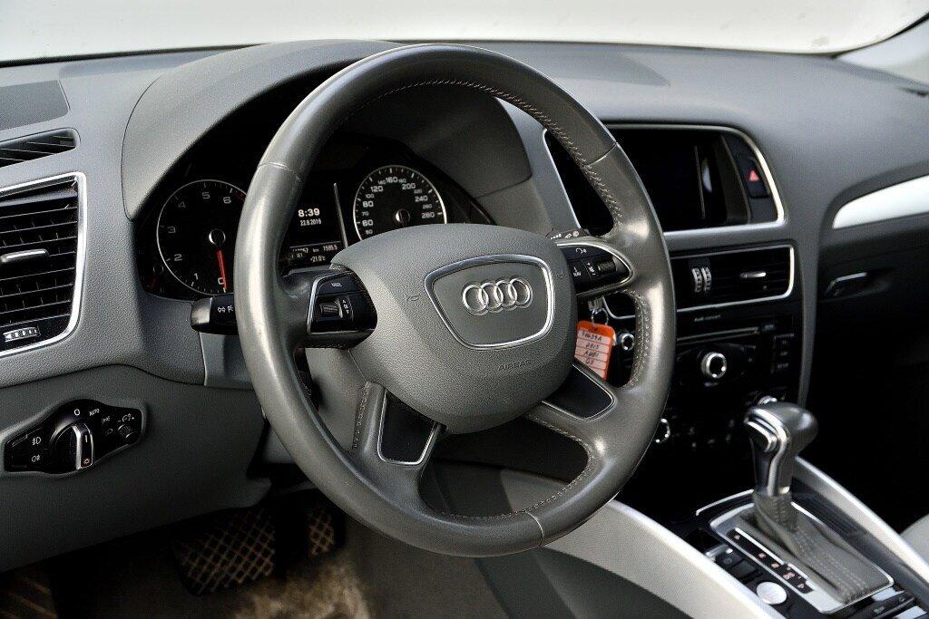 Audi Q5 PROGRESSIV + 0.9% + QUATTRO 2015 à St-Bruno, Québec - 9 - w1024h768px