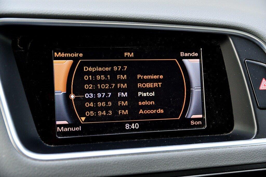 Audi Q5 PROGRESSIV + 0.9% + QUATTRO 2015 à St-Bruno, Québec - 19 - w1024h768px
