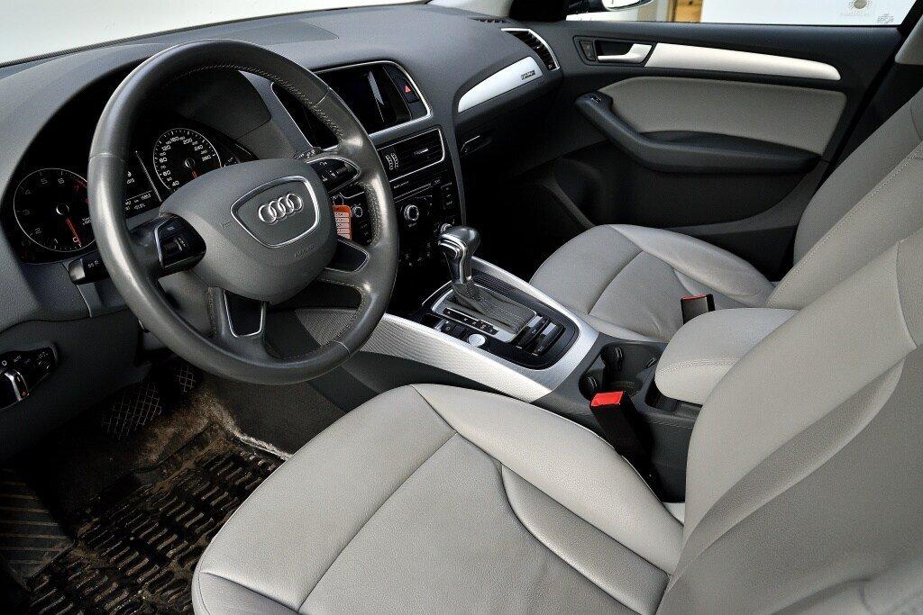 Audi Q5 PROGRESSIV + 0.9% + QUATTRO 2015 à St-Bruno, Québec - 10 - w1024h768px