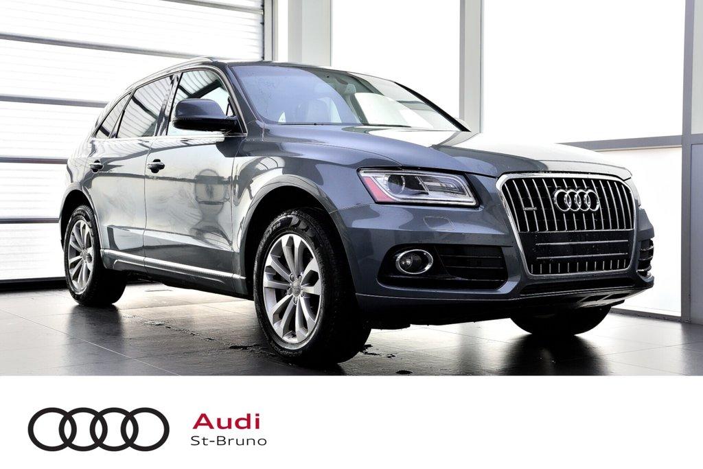 Audi Q5 PROGRESSIV + 0.9% + QUATTRO 2015 à St-Bruno, Québec - 1 - w1024h768px
