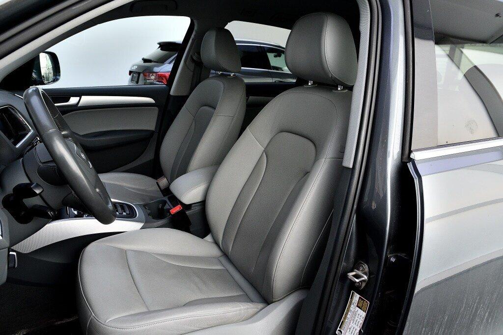 Audi Q5 PROGRESSIV + 0.9% + QUATTRO 2015 à St-Bruno, Québec - 15 - w1024h768px